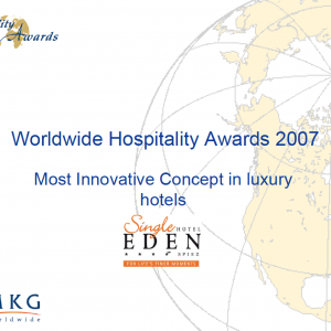 LOGO SingleHotel-EDEN-Spiez-Worldwide-Hospitality-Awards-2007
